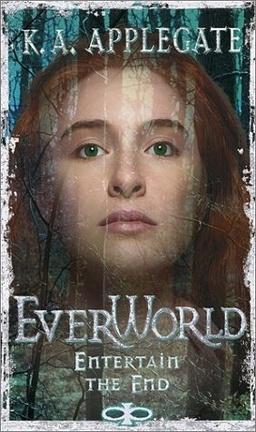 Couverture du livre : Everworld, Tome 12 : Le Voyage sans retour