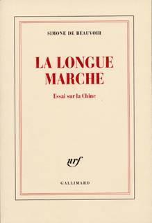 Couverture du livre : La longue marche