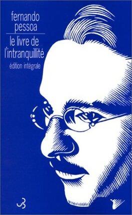 Couverture du livre : Le Livre de l'intranquillité