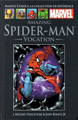 Couverture du livre : Amazing Spider-Man : Vocation