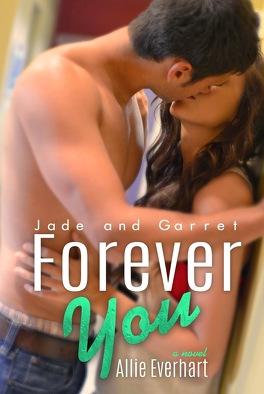 Couverture du livre : Jade, Tome 5 : Forever You