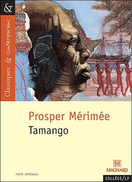 Couverture du livre : Tamango