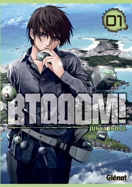 Couverture du livre : Btooom! tome 1