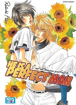 Couverture du livre : He is a perfect man, Tome 1