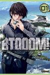 couverture Btooom! tome 1