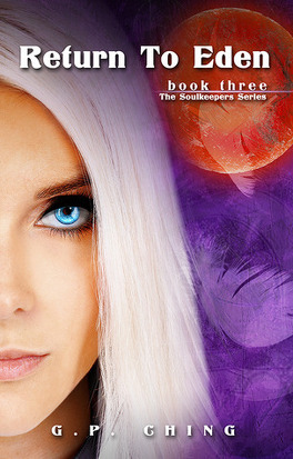 Couverture du livre : The Soulkeepers, Tome 3 : Return to Eden