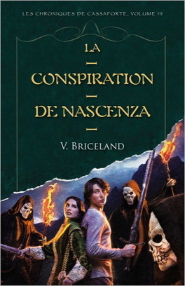 Couverture du livre : La conspiration de Nascenza