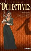 Détectives, tome 1 : Miss Crumble - Le Monstre botté