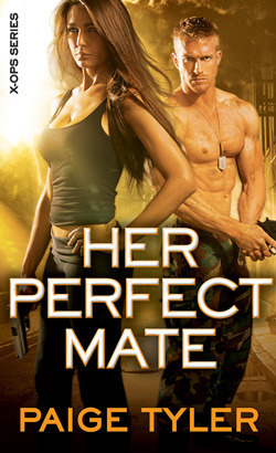 Couverture du livre : X-Ops, Tome 1 : Her Perfect Mate