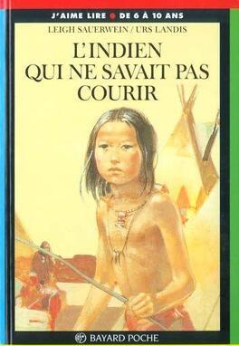 Couverture du livre : L'Indien qui ne savait pas courir