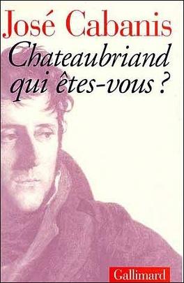 Couverture du livre : Chateaubriand, qui êtes-vous ?