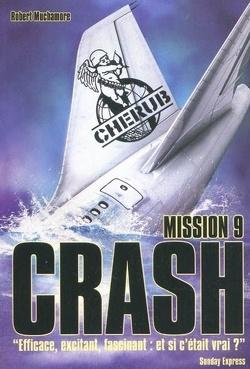 Couverture de Cherub, Tome 9 : Crash