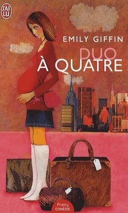 Couverture du livre : Duo à quatre