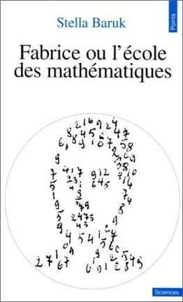 Couverture du livre : Fabrice ou l'école des mathématiques