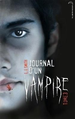 Couverture de Journal d'un vampire, Tome 3 : Le Retour