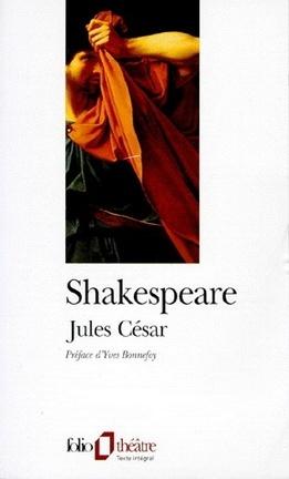 Couverture du livre : Jules César