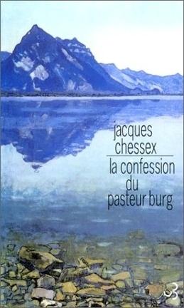 Couverture du livre : La Confession du pasteur Burg