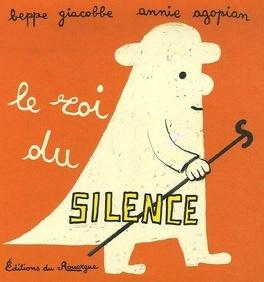 Couverture du livre : Le Roi du silence