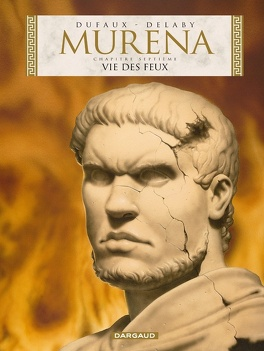 Couverture du livre : Murena, Tome 7 : Vie des feux