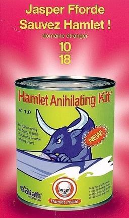 Couverture du livre : Sauvez Hamlet !