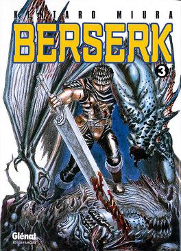 Couverture du livre : Berserk, Tome 3