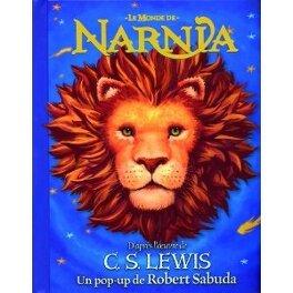 Couverture du livre : Le Monde de Narnia : Pop-up