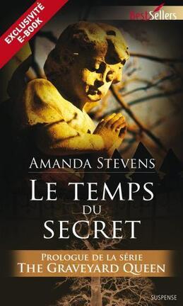 Couverture du livre : The Graveyard Queen, Tome 0,5 : Le temps des secrets