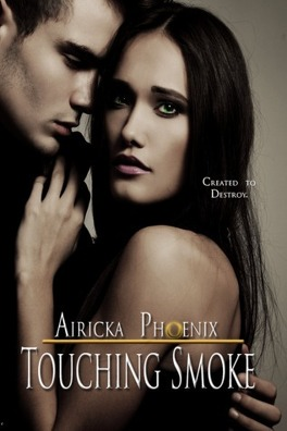 Couverture du livre : Touch, Tome 1 : Touching Smoke