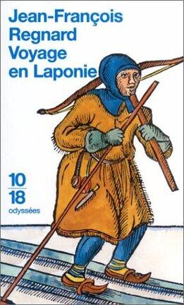 Couverture du livre : Voyage en Laponie