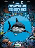 Les Animaux marins en bande dessinée, tome 1