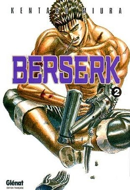 Couverture du livre : Berserk, Tome 2