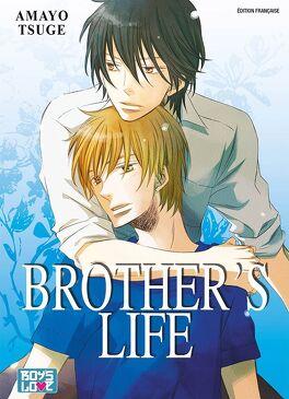 Couverture du livre : Brother's life