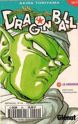 Couverture du livre : Dragon Ball, Tome 44: Le créateur