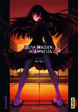 Couverture du livre : Dusk maiden of amnesia, Tome 1
