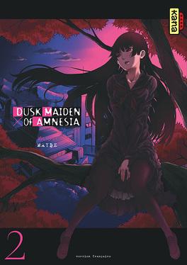 Couverture du livre : Dusk maiden of amnesia, Tome 2