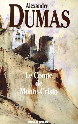 Couverture du livre : Le Comte de Monte-Cristo