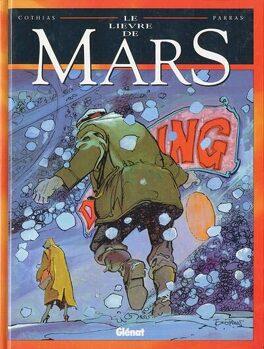 Couverture du livre : Le lièvre de Mars, tome 2