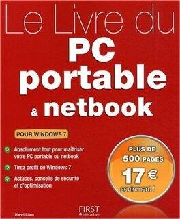 Couverture du livre : Le livre du PC portable & netbook
