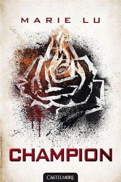 Couverture de Legend, Tome 3 : Champion