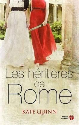Couverture du livre : Les héritières de Rome