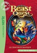 Beast Quest, tome 21 : Aventures sur mesure, Le chaudron magique
