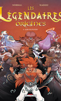 Les Légendaires : Origines, Tome 3 : Gryfenfer