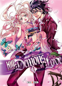 Couverture du livre : 100 Demons of Love, tome 1