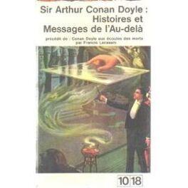 Couverture du livre : Histoires et messages de l'au-delà
