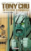 Tony Chu, détective cannibale, Tome 8 : Recettes de famille