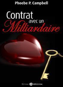 Couverture du livre : Contrat Avec un Milliardaire, Tome 8