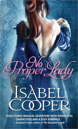 Couverture du livre : Englefield, Tome 1 : No Proper Lady