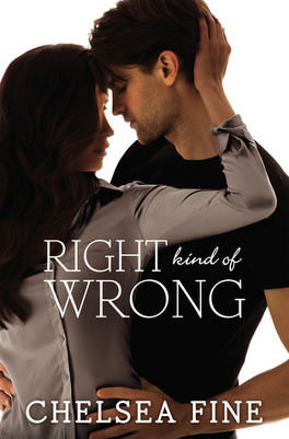 Couverture du livre : Finding Fate, Tome 3 : Right Kind of Wrong