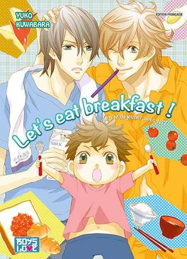 Couverture du livre : Let's eat Breakfast