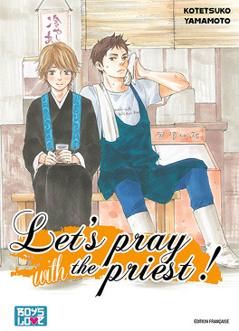 Couverture du livre : Let's pray with the priest, Tome 1
